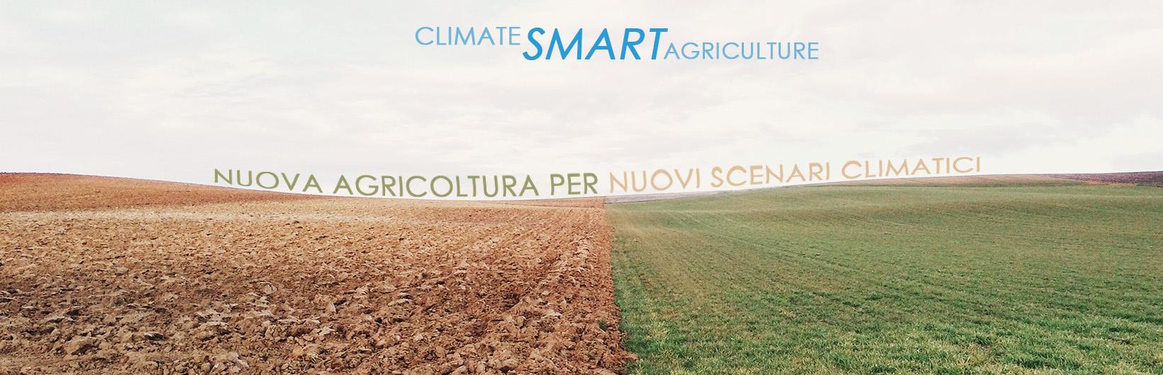 nuova agricoltura per nuovi scenari climatici