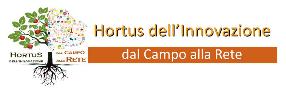 logo progetto hortus e innovazione